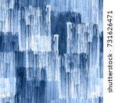 abstract patten stripes blue... | Shutterstock . vector #731626471