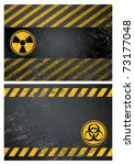 Nuclear And Biohazard Danger...