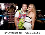 odessa  ukraine june 26  2014 ... | Shutterstock . vector #731823151