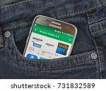 montreal  canada   september 29 ... | Shutterstock . vector #731832589
