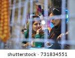 fars province  shiraz  iran  ...   Shutterstock . vector #731834551