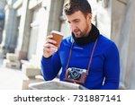 byod. | Shutterstock . vector #731887141