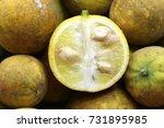 Small photo of defoliate orange