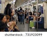 bangkok thailand   october 6 ... | Shutterstock . vector #731923099