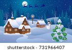 vector cartoon illustration of... | Shutterstock .eps vector #731966407