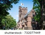 princeton  new jersey  ... | Shutterstock . vector #732077449