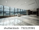 luxury lobby interior.   Shutterstock . vector #732125581