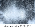 glass covered with ice during...   Shutterstock . vector #73221232