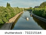 russia. kaliningrad. the... | Shutterstock . vector #732215164