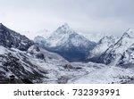 Himalayan Mountain View On...