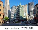 san francisco   circa june 2009 ...   Shutterstock . vector #73241404