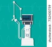 ventilator medical machine