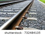 Rails And Cross Ties Of The...