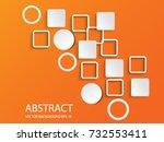 modern design | Shutterstock .eps vector #732553411
