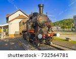 pozega croatia may 5  2016 ... | Shutterstock . vector #732564781