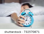 dont want wake up in the... | Shutterstock . vector #732570871