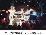 odessa  ukraine june 28  2014 ... | Shutterstock . vector #732605329