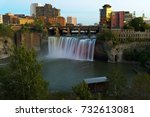 View On High Falls. Rochester ...
