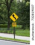 traffic signal | Shutterstock . vector #732819037