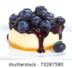 Cake With Cream Cheese And...