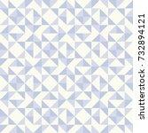regular geometric pattern...   Shutterstock .eps vector #732894121