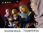 selangor  malaysia   october 12 ... | Shutterstock . vector #732895954