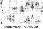 gray seamless pattern.... | Shutterstock . vector #732927985