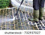 An Image Of Walkway Cleaning  ...