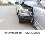 Modern Car Accident Involving...