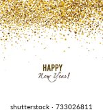 merry christmas  greeting... | Shutterstock .eps vector #733026811