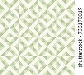 regular geometric pattern... | Shutterstock .eps vector #733170019