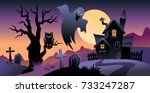 halloween background ...