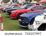 faro  portugal  26th august...   Shutterstock . vector #733257997