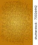 aged pattern  bitmap copy | Shutterstock . vector #73326442