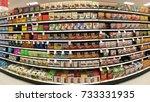 san leandro  ca   october 12 ... | Shutterstock . vector #733331935