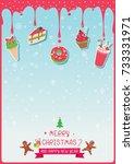 illustration vector of sweet...   Shutterstock .eps vector #733331971