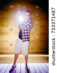 odessa  ukraine august 29  2014 ... | Shutterstock . vector #733371487