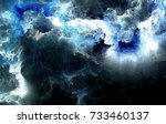 the colors in the series  fancy ... | Shutterstock . vector #733460137