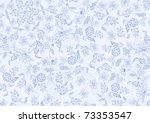 Elegant Vector Floral Texture...