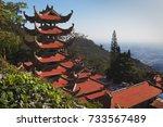 Temple Of  Nirvana Buddha On T...