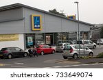 26th september 2017  the aldi... | Shutterstock . vector #733649074