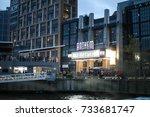washington  dc   october 12 ... | Shutterstock . vector #733681747
