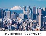 tokyo   nov.10  with over 35... | Shutterstock . vector #733795357
