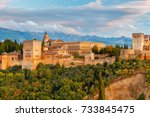Granada. The Fortress And...