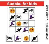Halloween Sudoku Game With...