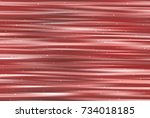 elegant abstract horizontal red ... | Shutterstock . vector #734018185
