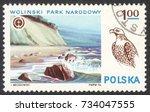 moscow russia   circa october...   Shutterstock . vector #734047555