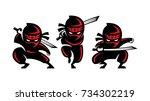 Ninja Samurai Warrior Fighter...