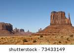 Monument Valley. Usa