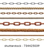 Collection Of  Various Rope An...